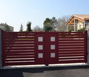 portails, clôtures 16