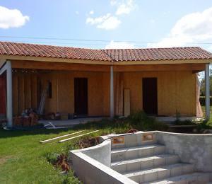 Maisons ossature bois 16