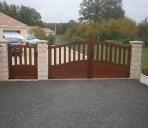 portail, clôture Angoulême