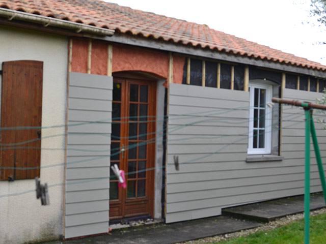 Le Bardage Ralis Par LEts Brigaud De La Charente