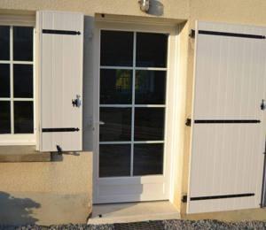 menuiseries Charente, Maison individuelle