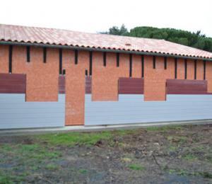 bardages composites 16, Maison individuelle st germain