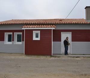 bardage bois, Maison individuelle st germain