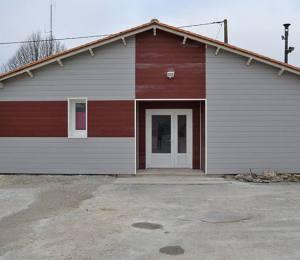 bardage bois Charente, Maison individuelle st germain