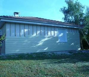 maison ossature bois Charente, Maison individuelle st germain